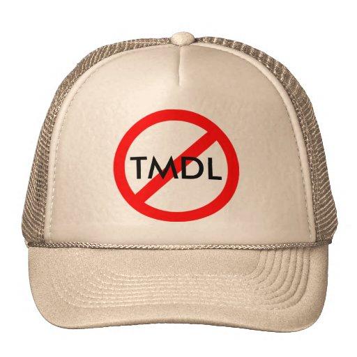 ningún gorra del tmdl