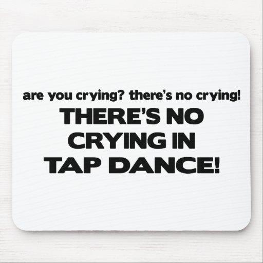 Ningún griterío - danza de golpecito alfombrilla de ratón