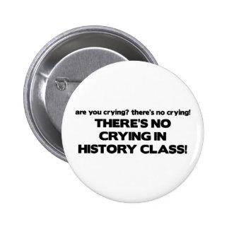 Ningún griterío en clase de historia pin
