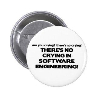 Ningún griterío en la ingeniería de programas info pin