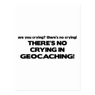 Ningún griterío - Geocaching Postal