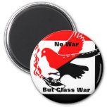 Ningún imán de la guerra pero de la guerra de clas
