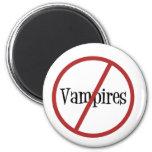 Ningún imán de los vampiros