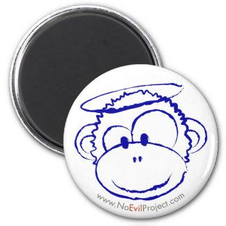 Ningún imán malvado del mono