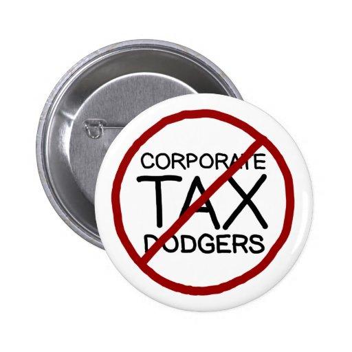 Ningún impuesto de sociedades Dodgers Pin Redondo 5 Cm
