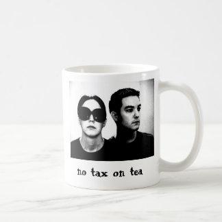 Ningún impuesto sobre té tazas