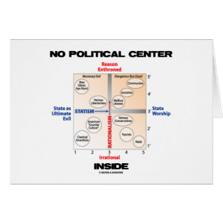 Ningún interior político del centro (carta de Pour Felicitación