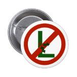 Ningún - L botón del navidad de Noel Pins