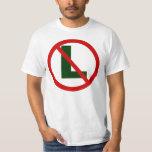 ningún L Playera