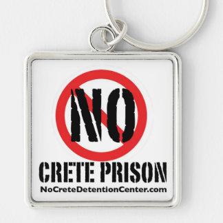 Ningún llavero de la prisión de Creta