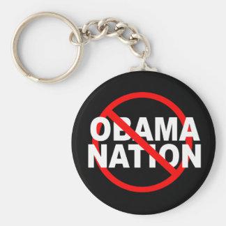 NINGÚN llavero de ObamaNation