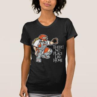 Ningún lugar tiene gusto a casa, orange2 camisetas