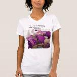 Ningún lugar tiene gusto de la camiseta de la cama