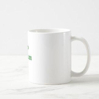 Ningún Maam Taza De Café