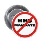 Ningún mandato de HHS Pin