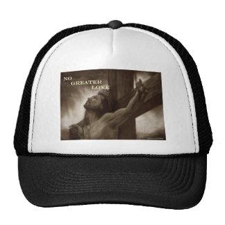 Ningún mayor amor gorras de camionero