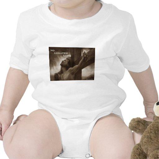 Ningún mayor amor trajes de bebé