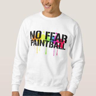 Ningún miedo Paintball Suéter