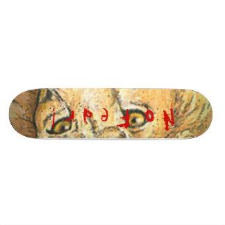 ¡Ningún miedo! Skate Boards