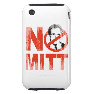 Ningún Mitt.png Tough iPhone 3 Cobertura