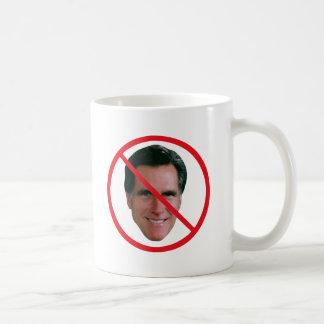 Ningún Mitt Romney Taza Clásica