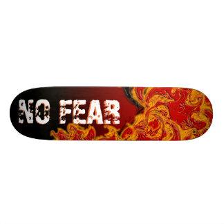 Ningún monopatín del miedo patin
