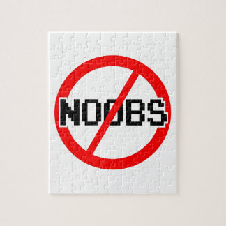 NINGÚN NOOBS - mono del friki/hacker/pc/code Rompecabeza