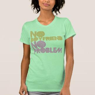 Ningún novio ninguna camisa del problema