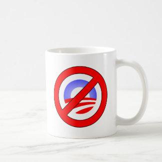 Ningún Obama bastante que sí Romney Taza Clásica