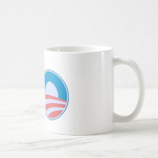 Ningún Obama Taza Clásica