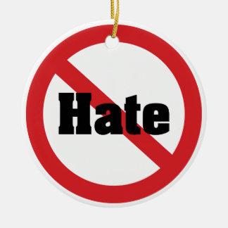 Ningún odio ornatos