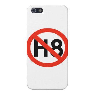 Ningún odio H8 iPhone 5 Coberturas