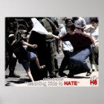 Ningún odio. La ignorancia es estúpida Impresiones