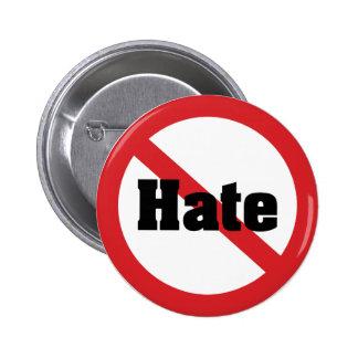 Ningún odio pin