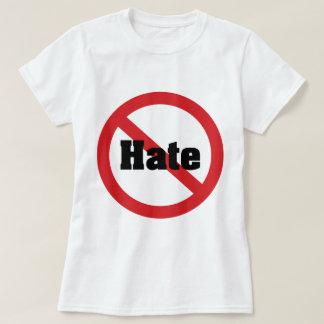 Ningún odio playeras