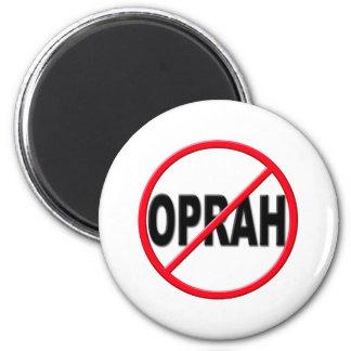 Ningún Oprah Imán Redondo 5 Cm