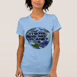 Ningún planeta B Camiseta