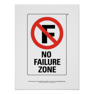 Ningún poster de la zona del FRACASO - con Info Li