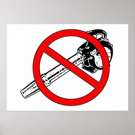 NINGÚN poster de los ventiladores de hoja