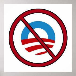 Ningún poster de Obama