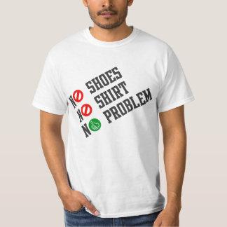 Ningún problema camisas