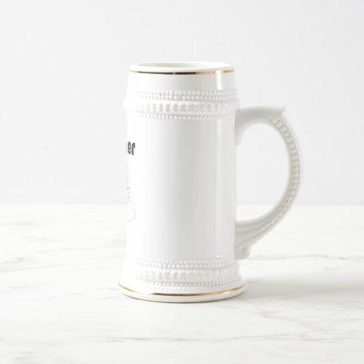 ningún profesor dejado detrás tazas de café