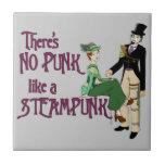 Ningún punk tiene gusto de un Steampunk Azulejo Ceramica