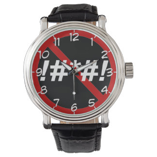 """""""Ningún"""" reloj del diseño que jura"""