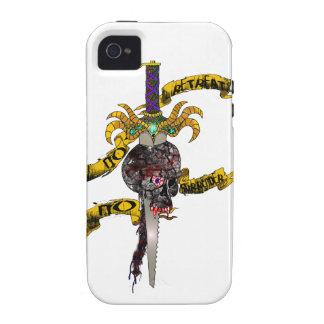Ningún retratamiento ninguna mercancía de la entr Case-Mate iPhone 4 carcasa
