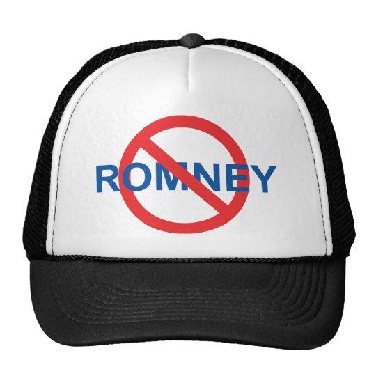 Ningún Romney Gorras