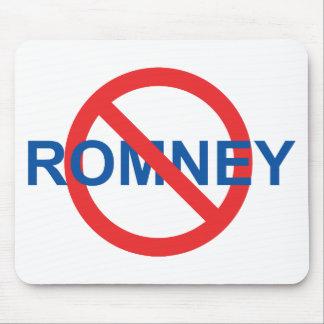 Ningún Romney Alfombrillas De Ratón