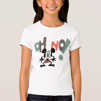 ¡Ningún servicio el | Mickey - oh no! Playera