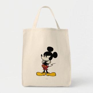 Ningún servicio el | Mickey trastornado Bolsa Tela Para La Compra
