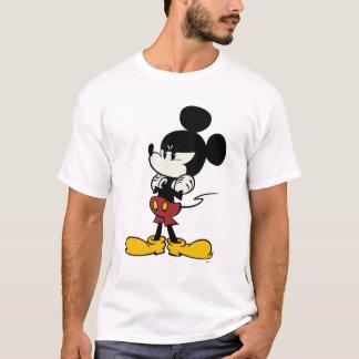 Ningún servicio el | Mickey trastornado Playera